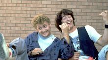 Cameras roll on Bill & Ted 3