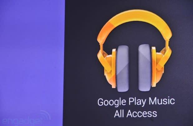 Google Play Music All Access coming to iOS 'in a few weeks'