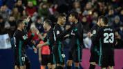 Real Madrid nach Pflichtsieg Tabellendritter