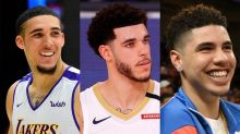 LiAngelo Ball signs with Pistons; all three Ball brothers in NBA