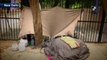 Homeless couple on verge of starving as lockdown halts means of livelihood