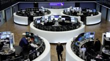 European shares mope at seven-week low as disappointing earnings weigh
