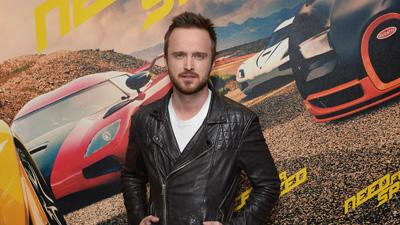 Aaron Paul's 'Need for Speed'