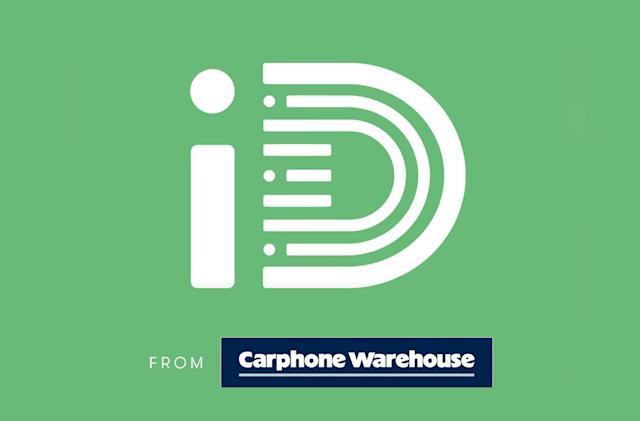 Carphone Warehouse's 'iD' network adds free data rollovers