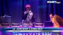 Lil Jon DJs at Zumba Nightclub tour
