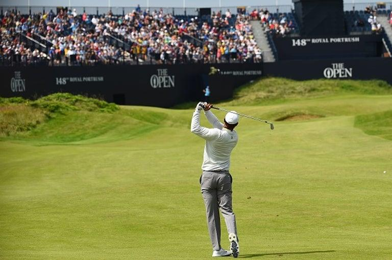 The Open 2019 tee times: First round start times for Rory McIlroy, Tiger Woods, Brooks Koepka and more