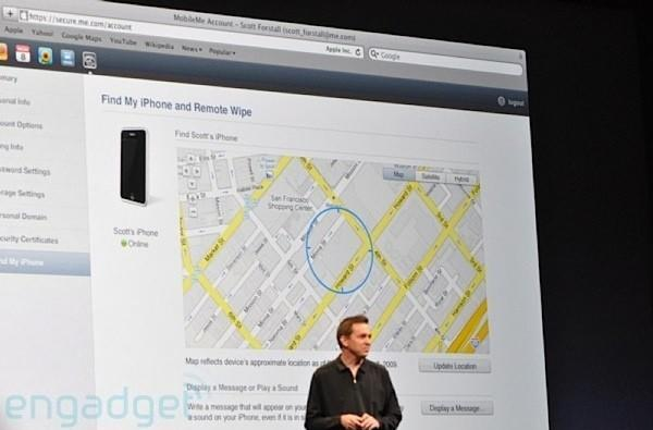 "Apple announces ""Find My iPhone"" phone-locating service"