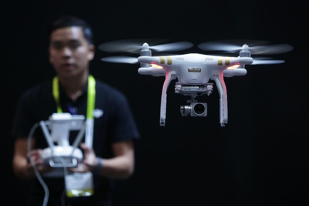 Drunk droning is as bad as driving, said one Japanese official