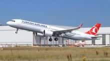 Turkish Airlines Receives First Airbus A321neo Aircraft Powered by Pratt & Whitney Geared Turbofan™ Engines