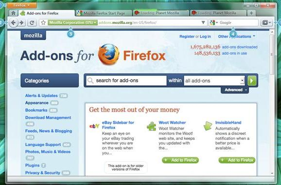 Mozilla shares tentative vision for Firefox 4