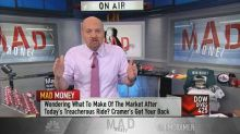 Cramer: Be careful what you say – even red-hot earnings can't hold up in this sell-off