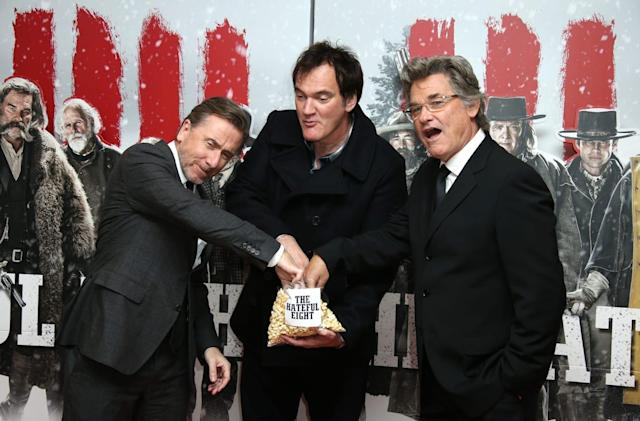 Pirates apologize for leaking Quentin Tarantino's new movie