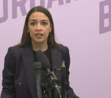 Fact check: A fake tweet claims AOC urged governors to shut down businesses to hurt Trump