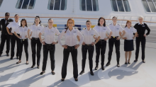 'Ocean's 27': Celebrity Cruises will set sail with first-ever all-female officer crew on Women's International Day
