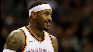 NBA trade rumors: Thunder deal Carmelo Anthony to Hawks