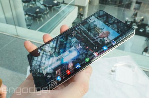 Samsung's Galaxy Note Edge available for UK pre-order on November 14th (update)