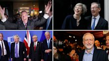16 pictures that tell the story of five years of utter Brexit chaos