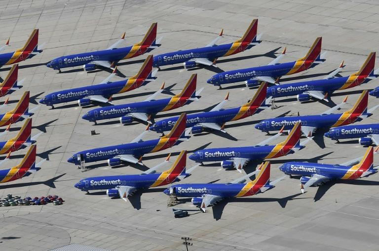 Boeing takes $4.9 billion charge related to 737 MAX