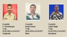 Sukma: Know more about 25 jawans who lost their lives in the deadly attack