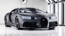 Salone di Ginevra 2020, la Bugatti Chiron Sport Edition Noire Sportive