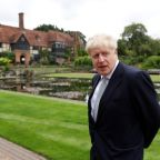 Exclusive: Johnson courts financiers in race to become British PM - sources
