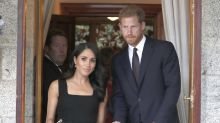 Why Meghan Markle's LBD is such a 'shocking' choice
