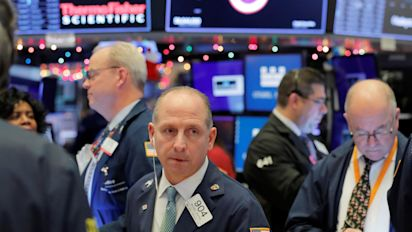 Stocks spike after blowout November jobs report