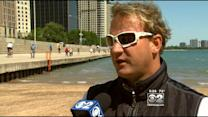 Man To Swim From Milwaukee To Chicago