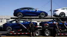 Tesla Buys Trucking Companies to Boost Deliveries, Musk Says