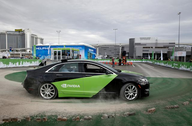 NVIDIA's Drive Atlan chip is headed to cars in 2025