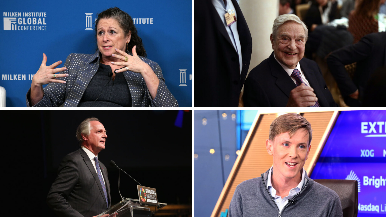 These are the 121 millionaires and billionaires asking to be taxed more