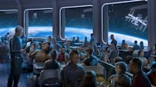 """Epcot's Space-Themed Restaurant Is Opening Soon, and You Have to Be """"Shot Into Orbit"""" to Get There"""