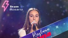 Una finalista de Eurojunior en Bielorrusia cautiva a Rosario Flores y Vanesa Martín en La Voz Kids
