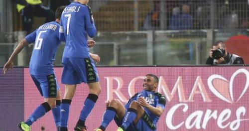 Foot - ITA - Sassuolo met fin à sa mauvaise série en battant la Sampdoria