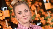 Kaley Cuoco: My trust fund husband and I didn't marry each other for money