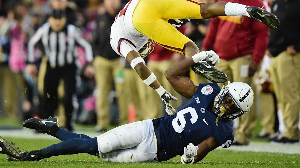 NFL Draft rumors: Eagles, Bills to visit with Penn State safety Malik Golden