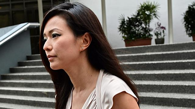 Serina Wee heads to court for City Harvest Church trial.