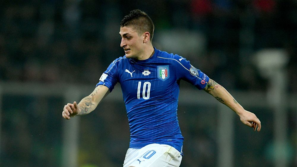 Verratti backs Juve to beat Barca