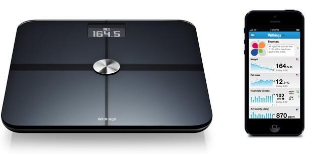 Withings new flagship Smart Body Analyzer scale now measures air quality, heart rate (update: hands-on video)