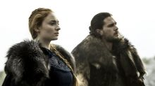 Sophie Turner Jokingly Blames the Game of Thrones Coffee Cup on 'Lazy' Kit Harington