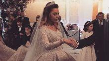Voici la robe de mariée la plus chère au monde