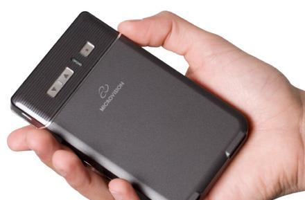 Microvision to launch pocket-sized projector at CES 2008