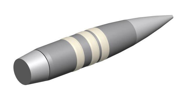 Estas balas de DARPA dan en el blanco con los ojos cerrados