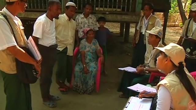 Myanmar's historic census draws criticism from Rohingyas