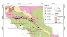 Riverside Samples 25.7 g/t Gold from Selected Rock Samples at the Los Cuarentas Project in Sonora, Mexico