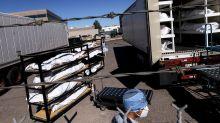 El Paso, una ciudad desbordada por la muerte y con más enfermos de COVID-19 que todo un país