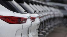 Neuwagenverkäufe europaweit stark rückläufig