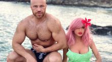 Bodybuilder weds sex doll after two-year relationship