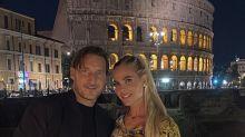 Totti e Ilary, la gaffe di Luca Toni su Instagram scatena i commenti