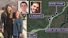 Remarkable detail emerges as fugitives found dead in Canadian bush